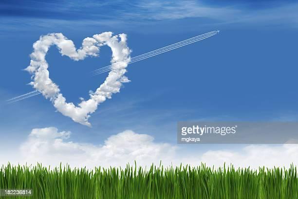Liebe In den Himmel