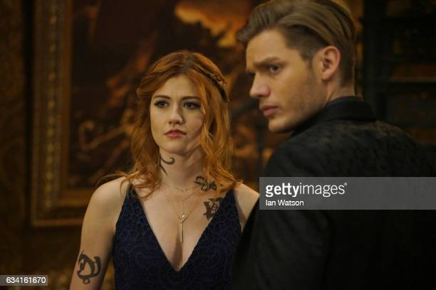 SHADOWHUNTERS 'Love Is a Devil' Max's Rune Ceremony brings everyone's fears to the forefront in 'Love Is a Devil' an allnew episode of...