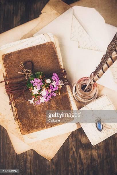 Cartas de amor y a diario