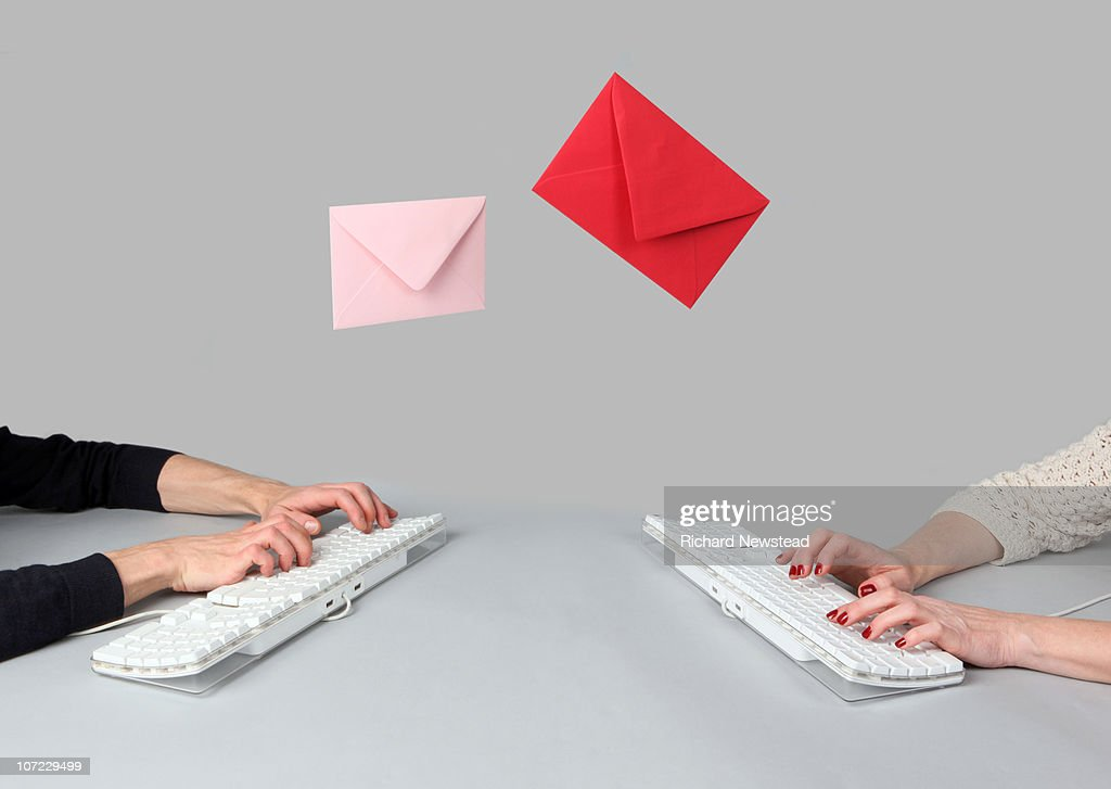 Love Letters : Stock Photo