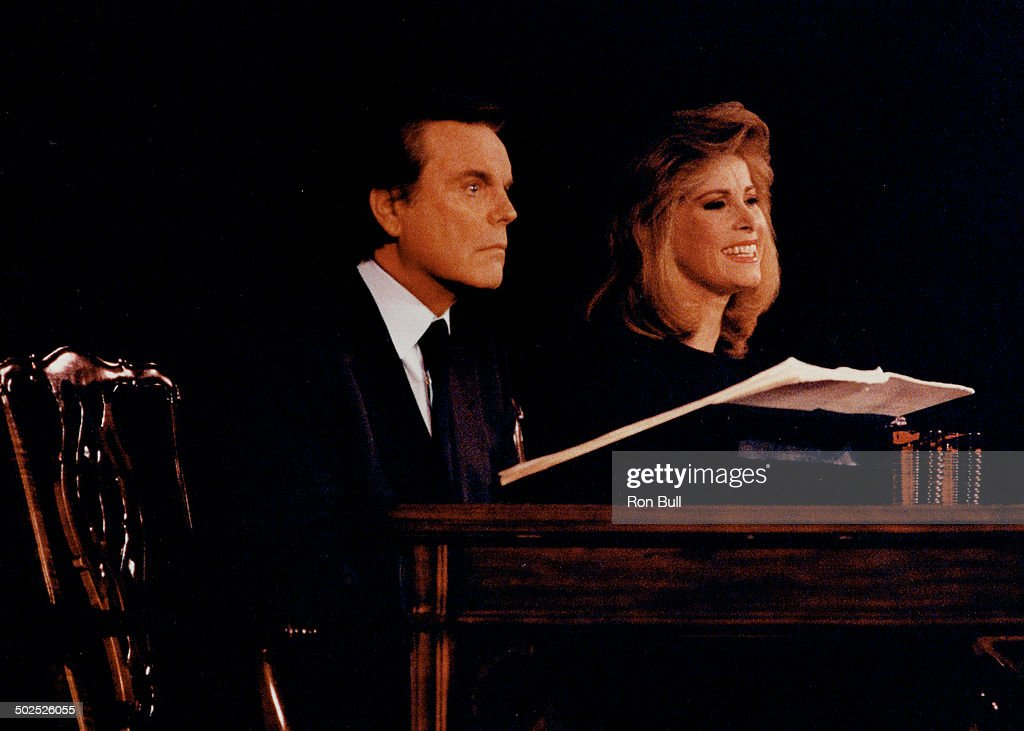 Robert wagner and stefanie powers who have been friends for over 30