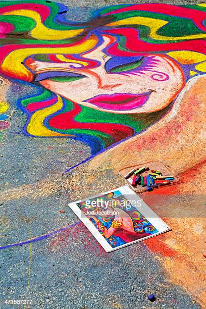 Amor Local: Lago Worth Flórida Pintura festival de rua