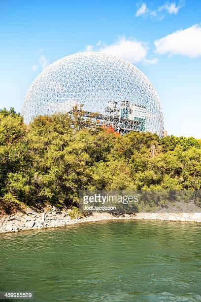 Love local:  Montreal Biosphere