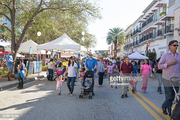 Love Local: Paseo en Palm Beach Festival de diversión para la familia