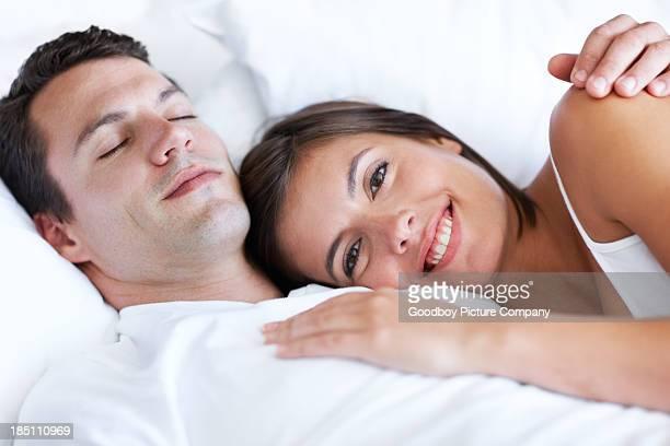J'adore allongé dans la force de vos bras