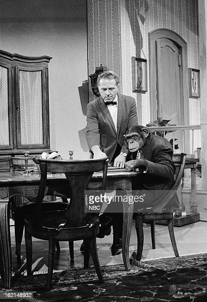 HALL 'Love Marriage Part 1 2' Episode 11 Pictured Unknown as waiter chimpanzee