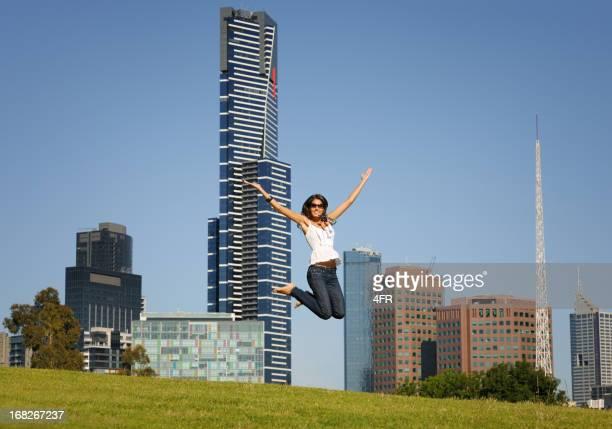 Ich liebe Melbourne, Australien (XXXL