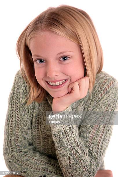 Cute Girls With Braces Stock Photos and Pictures | Getty