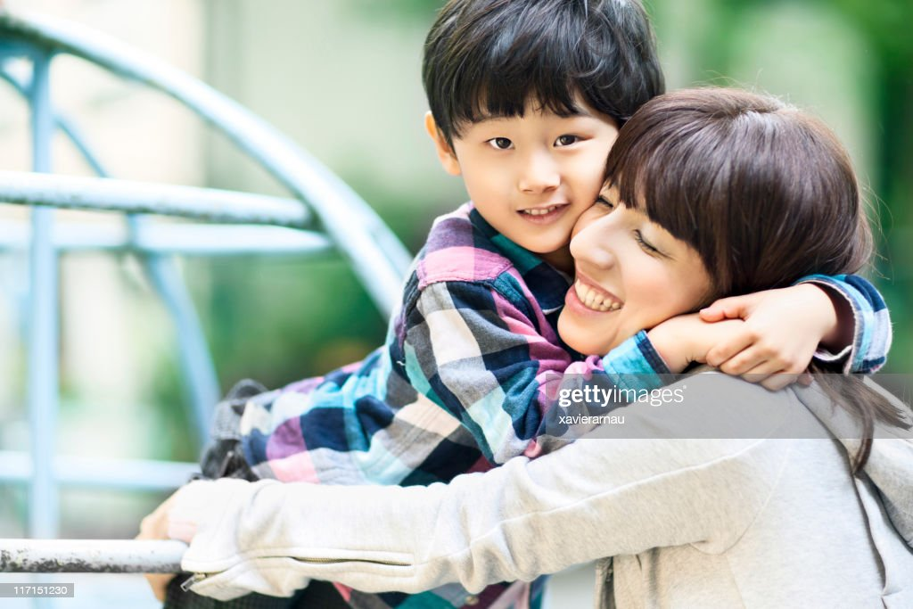 Love my mum : Stock Photo