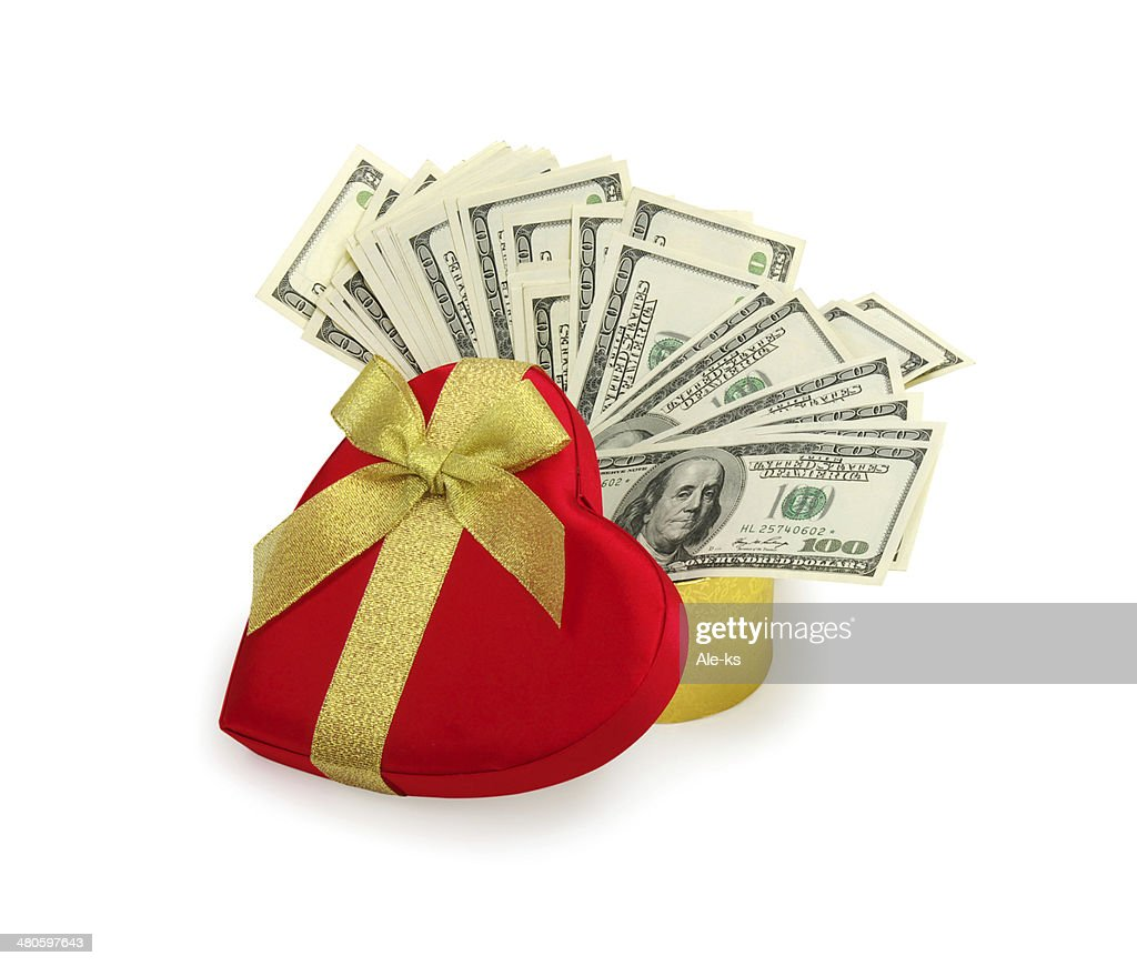 love of money : Stock Photo