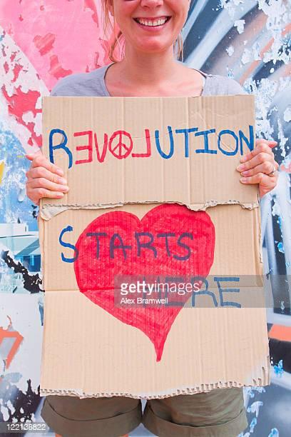 Love revolution