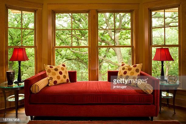 Love seat Aussicht.