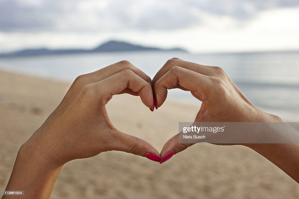 Love sign : Stock Photo