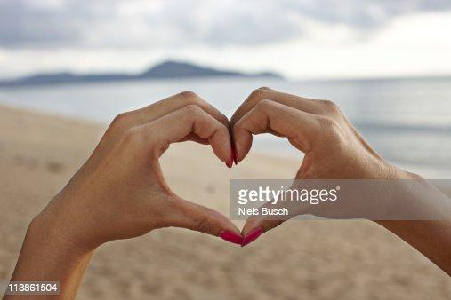 Love sign : Stock Photo
