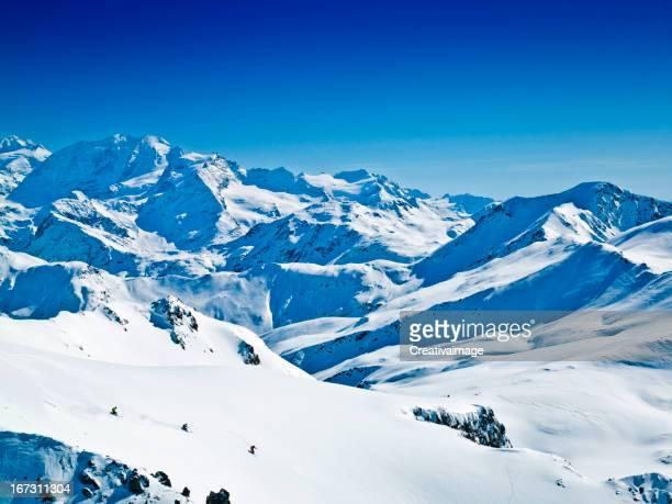 J'adore faire du ski de poudreuse XXXL