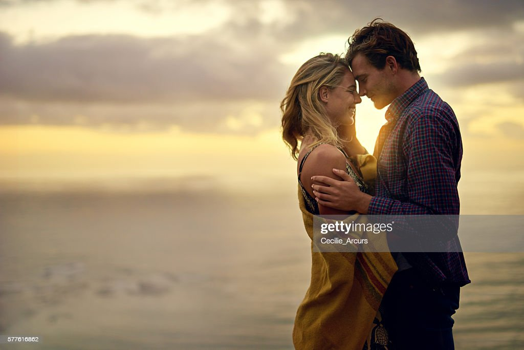Love that speaks to the soul : Stock Photo