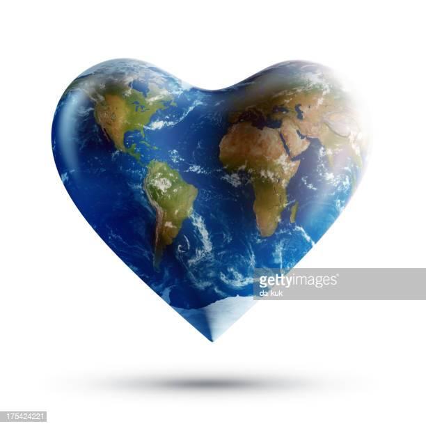 Liebe die Erde