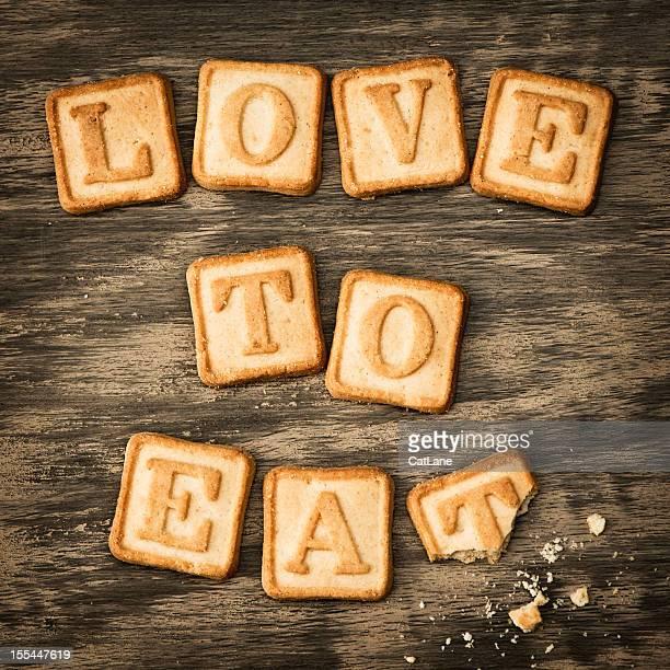 Amour à manger
