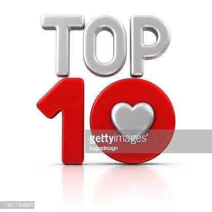 love top ten