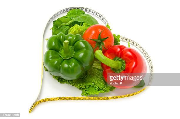 J'adore les légumes (Régime amaigrissant concept