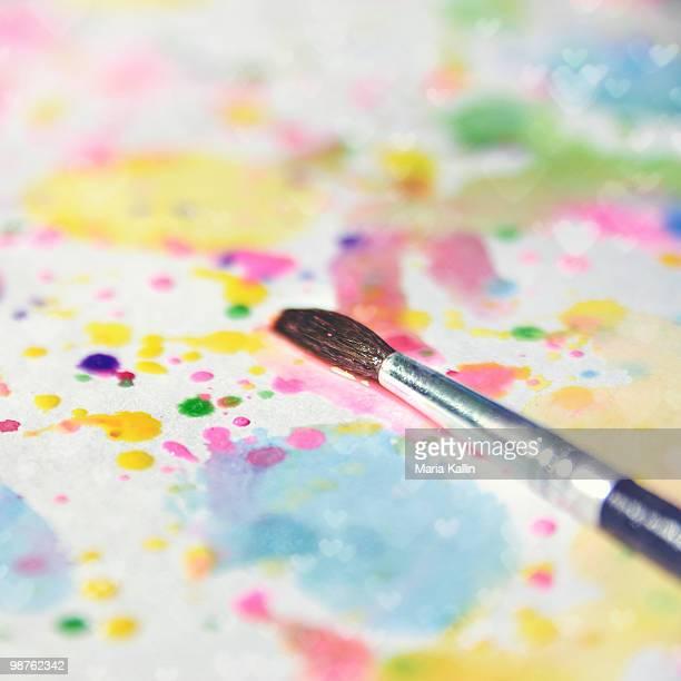 I Love Watercolors