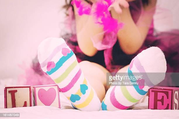 Love with Footsies