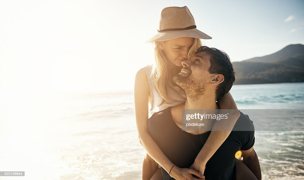 Love you babe : Stock Photo