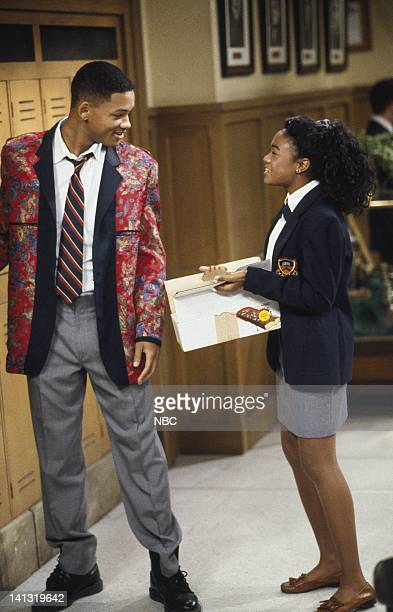 AIR 'PS I Love You' Episode 6 Aired Pictured Will Smith as William 'Will' Smith Tatyana Ali as Ashley Banks Photo by Chris Haston/NBCU Photo Bank