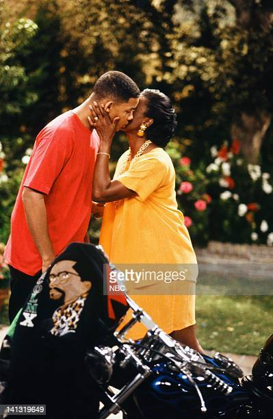 AIR 'PS I Love You' Episode 6 Pictured Janet Hubert as Vivian Banks Photo by Will Smith as William 'Will' Smith Chris Haston/NBCU Photo Bank