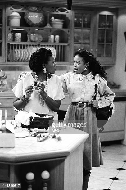 AIR 'PS I Love You' Episode 6 Pictured Janet Hubert as Vivian Banks Tatyana Ali as Ashley Banks Photo by Chris Haston/NBCU Photo Bank