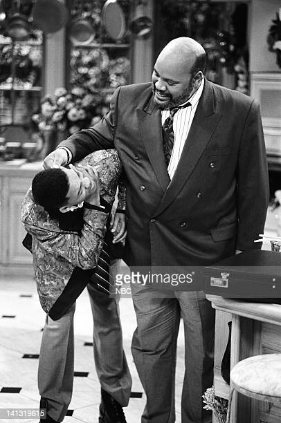 AIR 'PS I Love You' Episode 6 Pictured Will Smith as William 'Will' Smith James Avery as Philip Banks Photo by Chris Haston/NBCU Photo Bank