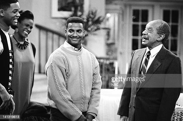 AIR 'PS I Love You' Episode 6 Pictured Will Smith as William 'Will' Smith Janet Hubert as Vivian Banks Alfonso Ribeiro as Carlton Banks Sherman...