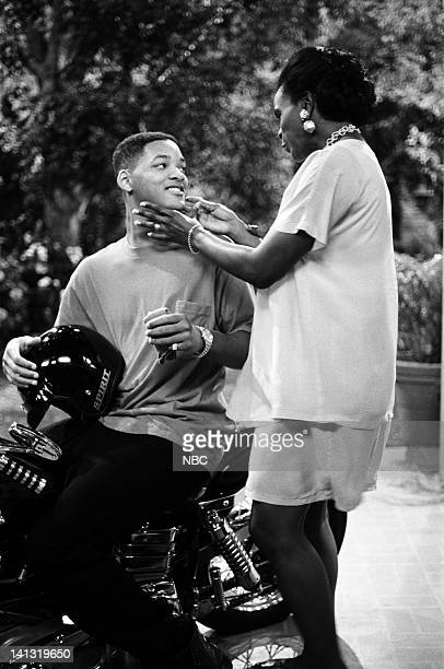 AIR 'PS I Love You' Episode 6 Pictured Will Smith as William 'Will' Smith Janet Hubert as Vivian Banks Photo by Chris Haston/NBCU Photo Bank