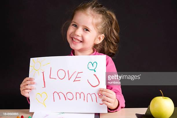 Ti amo mommy