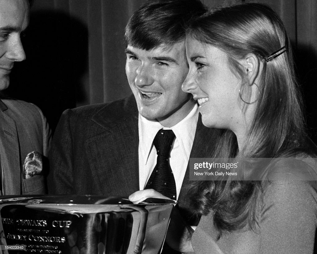 Jimmy Connors & Chris Evert