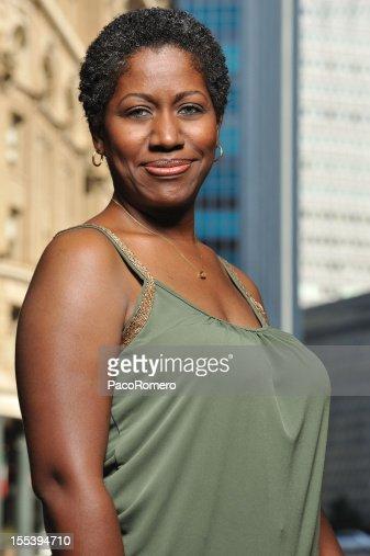 Old Mature Black Women 111