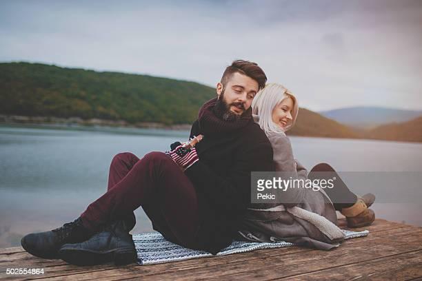 Joli Couple et le novembre