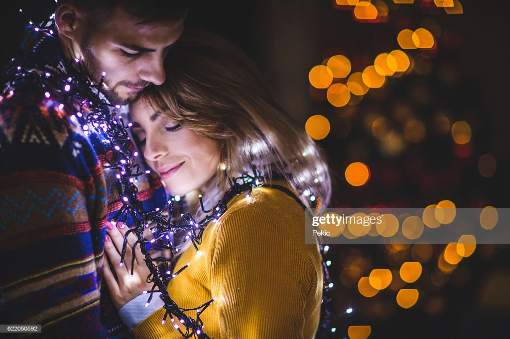 Lovely couple : Stock Photo