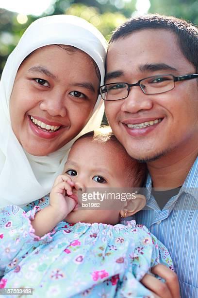 lovely family togehter