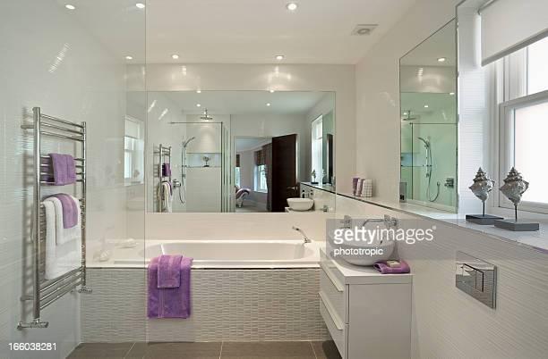 Bel bagno degli ospiti