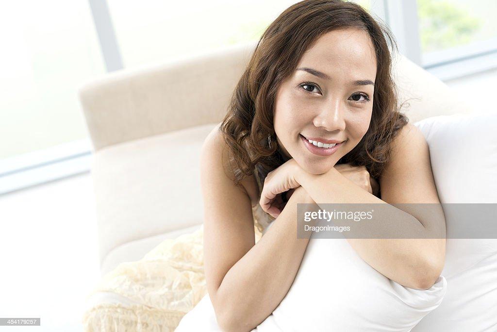 Lovely lady : Stock Photo