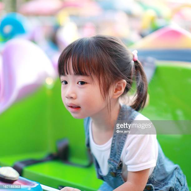 Lovely little girl