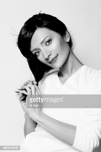 Lovely woman : Stock Photo