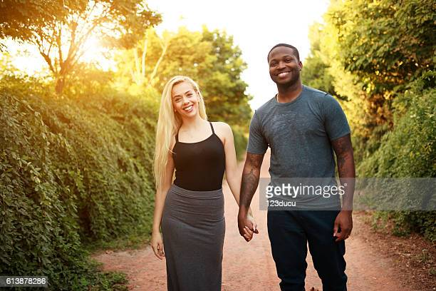 Lovely Young Couple