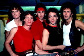 Loverboy on 11/27/81 in Chicago Il