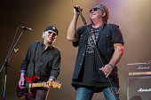Loverboy performed at the Rick Springfield concert held at The Cedar Park Center on October 22 2015 in Cedar Park TX