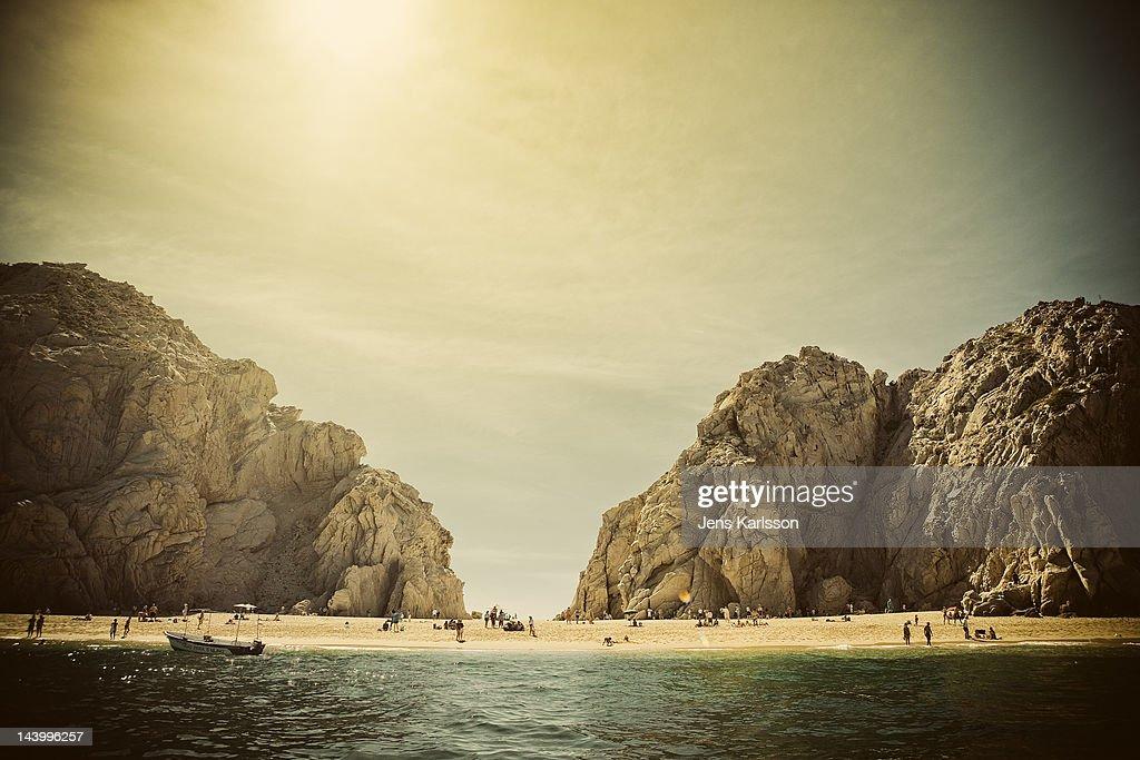 Lovers' Beach Cabo San Lucas Mexico