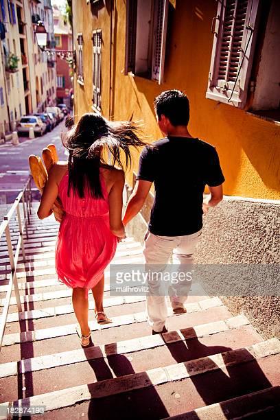 Une escapade en amoureux baguetts