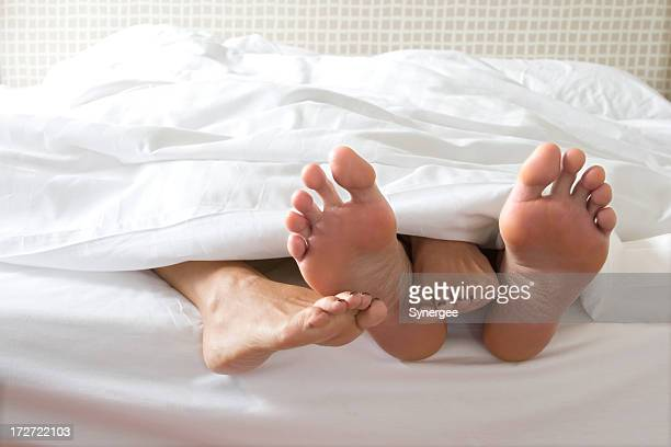 Lover's Füße
