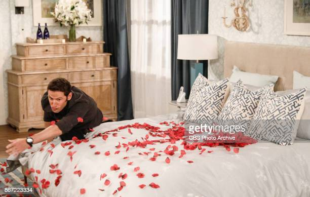'Lovers Getaway' After Harry gets sick Josh accompanies Judy on a preplanned anniversary spa getaway where everyone believes the two are a couple...